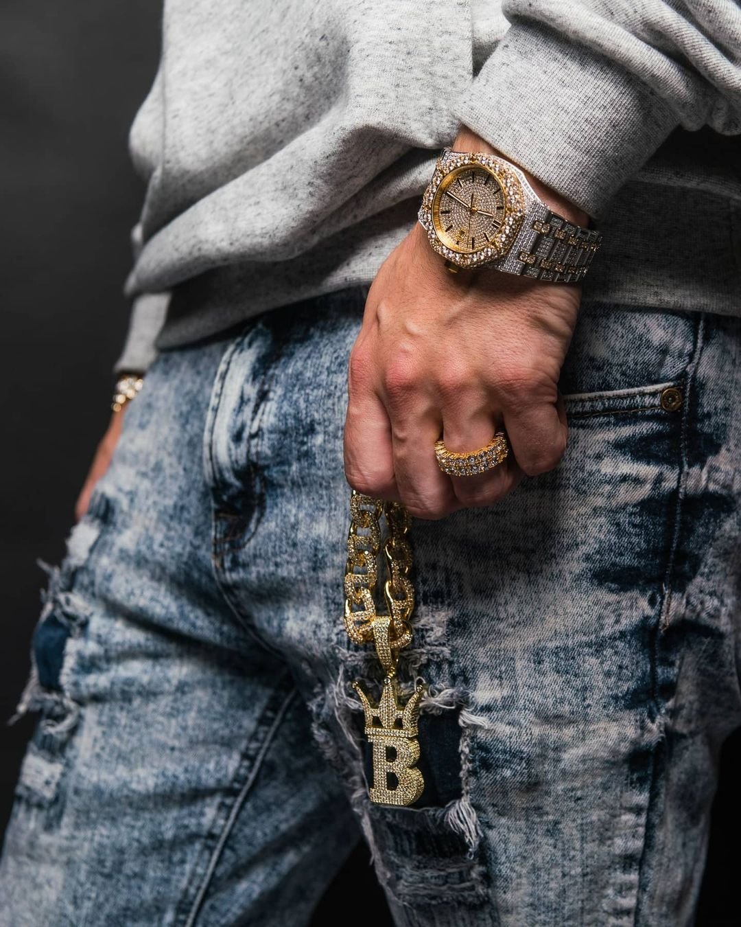 Real recognizes real, you feel? Discover the best hip hop jewelry at HipHopBling.com