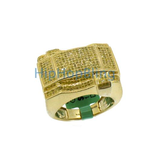 Lemonade Diamond Ring