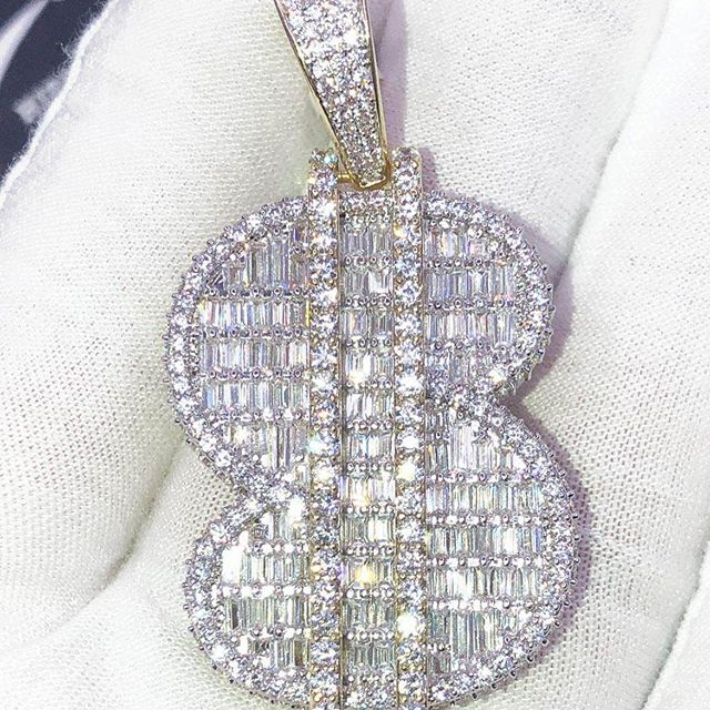 Big money big moves, grab your baguette today from HipHopBling.com