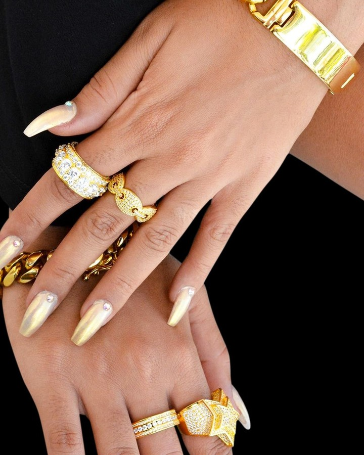 Give your Queen only the best, shop high quality hip hop jewelry for sale at Hip Hop Bling