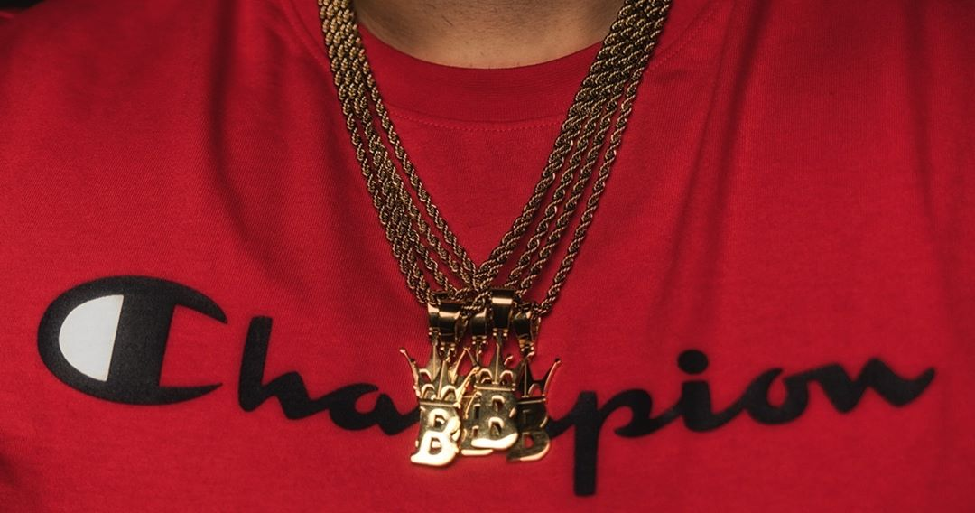 Make your very own bubble letter name pendant today from HipHopBling.com