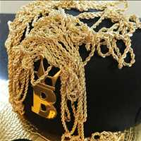 Money on the mind, shop gold chains from Hip Hop Bling