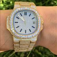 Hip Hop Bling.com, the iciest timepieces for sale online - cop a custom watch today