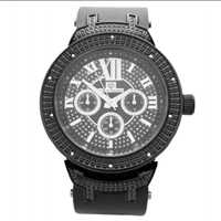 Black Hip Hop Watches