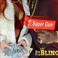 Super Gun, get icey with Hip Hop Bling