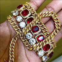 Lit bling chains for sale