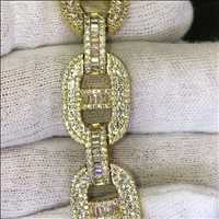 Brand new baguette mariner chain, scope it out at Hip Hop Bling