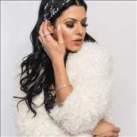 Hip Hop Bling high end jewelry collection with a bombshell model - Hip Hop Bling
