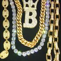 Shine better and shine on with quality jewelry from Hip Hop Bling