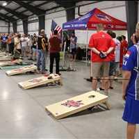 Cornhole Tournament ACO Major Champaign IL Titan Center