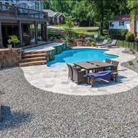 CPC Pools builds custom concrete inground pools in Lake Norman North Carolina Call 704-799-5236