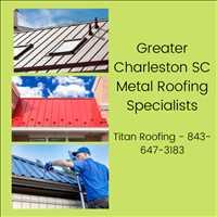 Professional Metal Roofer Kiawah Island Titan Roofing LLC 843-647-3183