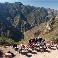 Motocycle Tours Copper Canyon Mexico