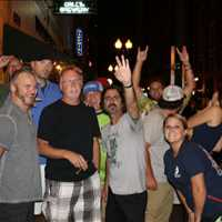 ACO fans party ACO Lakeland Major held Lakeland FL