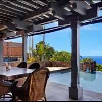 Outside Dining 77-350 Ailina Street Kailu Kona Hawaii 96740 Vacation Rental 866-500-4576
