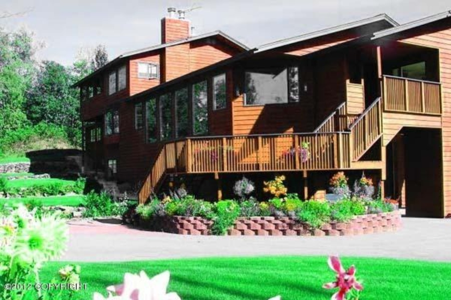 9260 W Northshore Drive Priced Reduced On Home For Sale In Wasilla Alaska By The