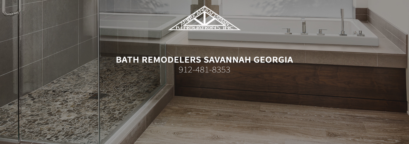About Bath Remodelers Savannah Georgia