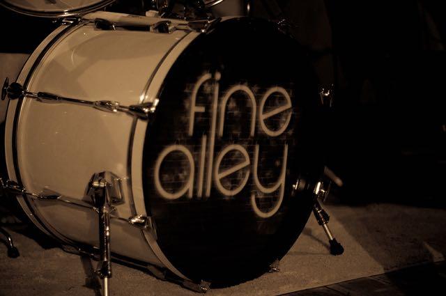 the fine alley drum skin