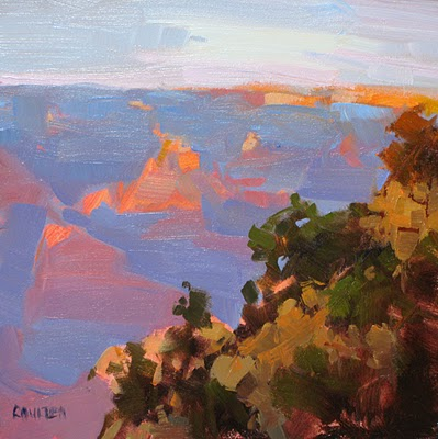 """""""GRAND CANYON 1"""" original fine art by James Coulter"""