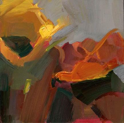 """""""1234. . . 5,6,7. . ."""" original fine art by Lisa Daria"""