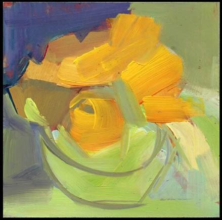 """""""2536 low profile"""" original fine art by Lisa Daria"""