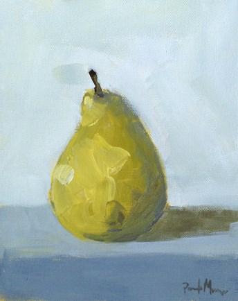 """""""Pear"""" original fine art by Pamela Munger"""