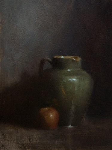 """Jug"" original fine art by Neil Carroll"