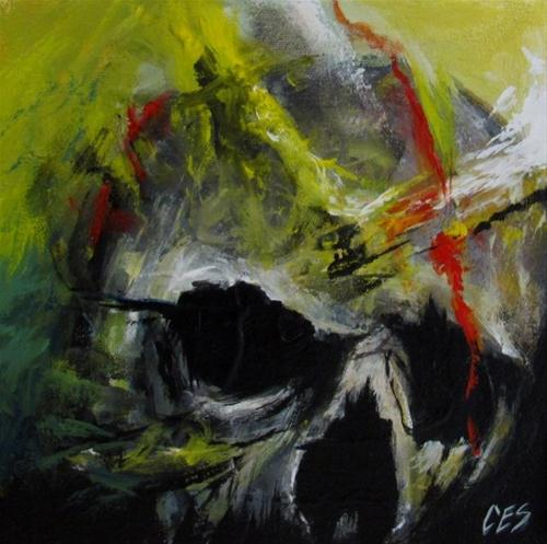 """The End Is Near"" original fine art by ~ces~ Christine E. S. Code"