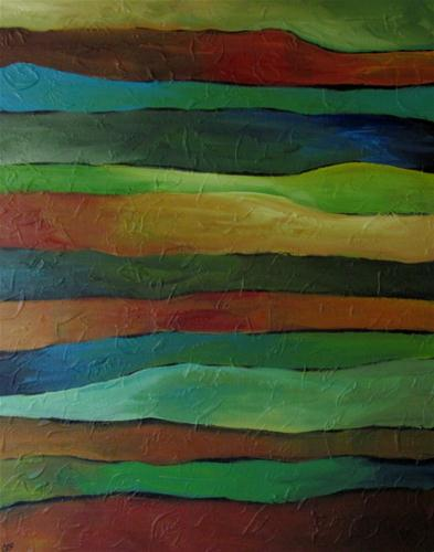 """Layers"" original fine art by ~ces~ Christine E. S. Code"