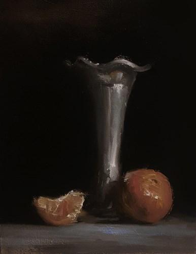 """""""Candlestick"""" original fine art by Neil Carroll"""