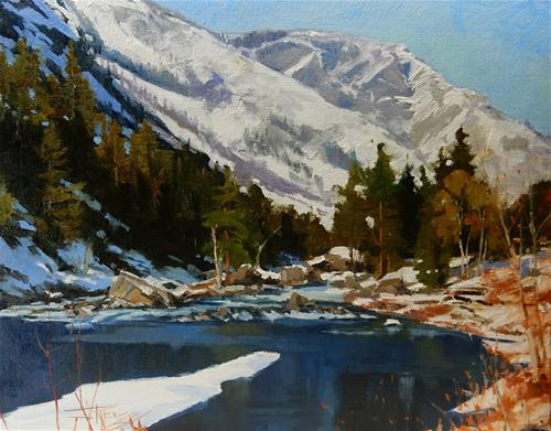 e64981fc6 Daily Paintworks - New Original Fine Art Daily Paintings; Oils ...