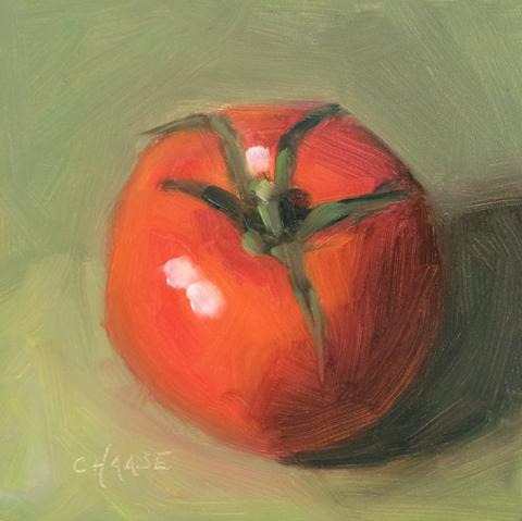 """Demo-mater"" original fine art by Cindy Haase"