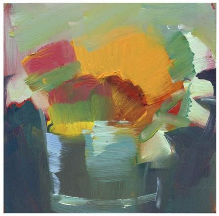 """2630 preface"" original fine art by Lisa Daria"