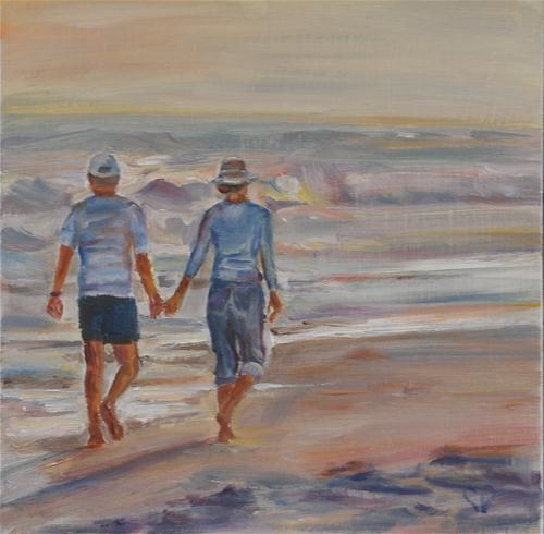 """The Best is Yet to Come"" original fine art by Carol DeMumbrum"