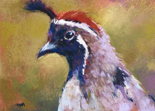 """Vortexes and Birds...another day in Sedona"" original fine art by Karen Margulis"