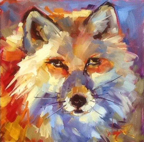 """30 in September - Painting #1"" original fine art by Olga Wagner"