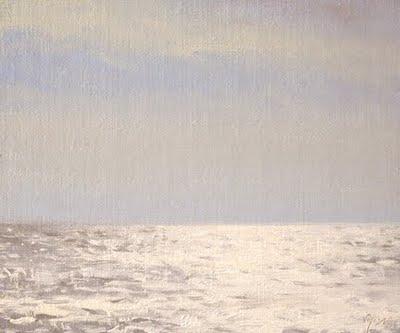 """Seascape No. 6"" original fine art by Abbey Ryan"