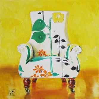 """sunny side"" original fine art by Kimberly Applegate"