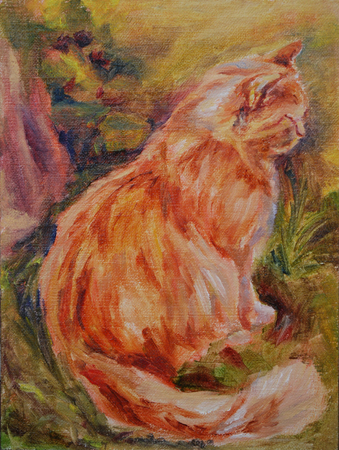 """Untitled"" original fine art by Carol DeMumbrum"