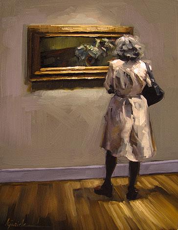 """Amazing Grace"" original fine art by Karin Jurick"