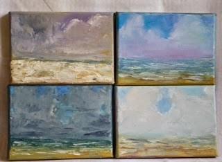 """Memories of Time..."" original fine art by Maggie Flatley"