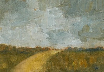 """Destination"" original fine art by Pamela Munger"