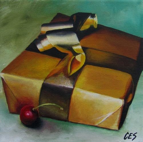 """""""Mon Cheri"""" original fine art by ~ces~ Christine E. S. Code"""