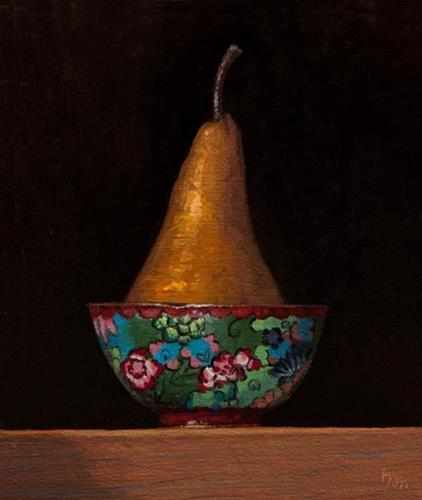"""Special Post: Silent Auction Fundraiser  (+ Tangerine ending)"" original fine art by Abbey Ryan"