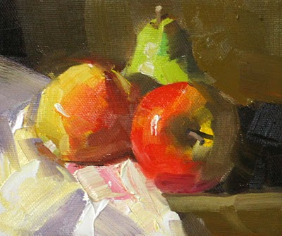 """""""Vibrant --- Sold"""" original fine art by Qiang Huang"""