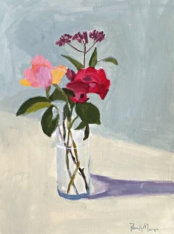 """Picked this Morning"" original fine art by Pamela Munger"