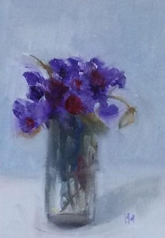 """""""sweet"""" original fine art by Pamela Munger"""