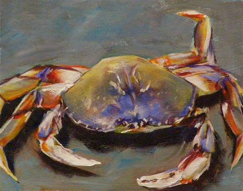 """FRESH CAUGHT"" original fine art by Brian Cameron"