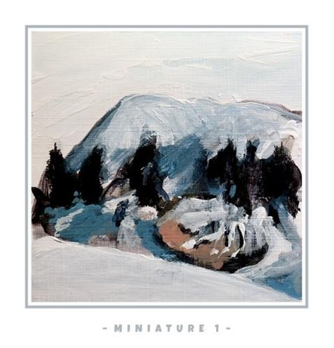 """2318 Mini-Series -1"" original fine art by Dietmar Stiller"
