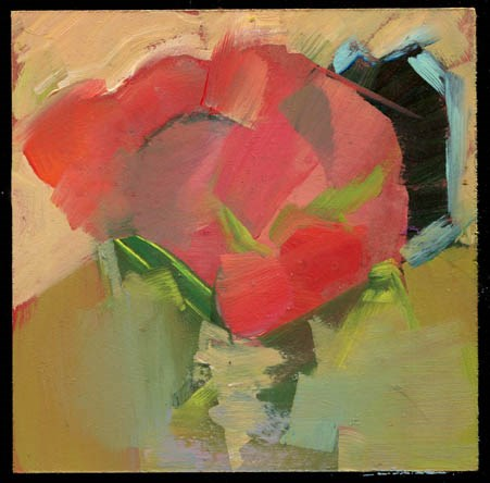 """2591 run-on"" original fine art by Lisa Daria"